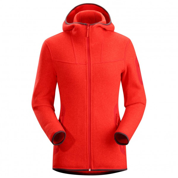 Arc'teryx - Women's Covert Hoody - Fleecejacke