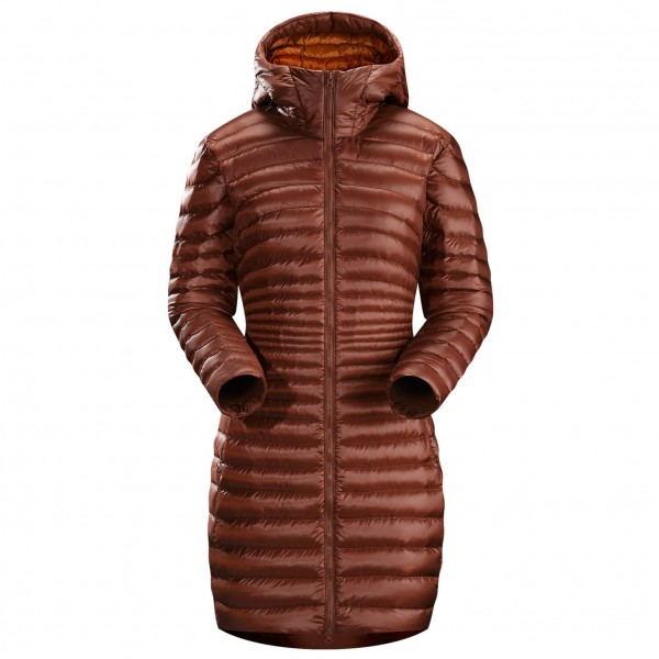 Arc'teryx - Women's Nuri Coat - Doudoune longue