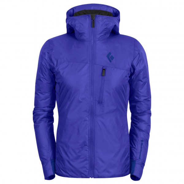 Black Diamond - Women's Stance Belay Hoody - Jacke