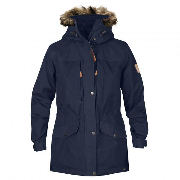 Fjällräven - Women's Sarek Winter Jacket - Pitkä takki