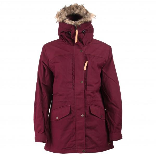 Fjällräven Women's Sarek Winter Jacket Pitkä takki