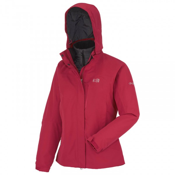 Millet - Women's Pobeda 3 In 1 Jacket - Dubbel jack