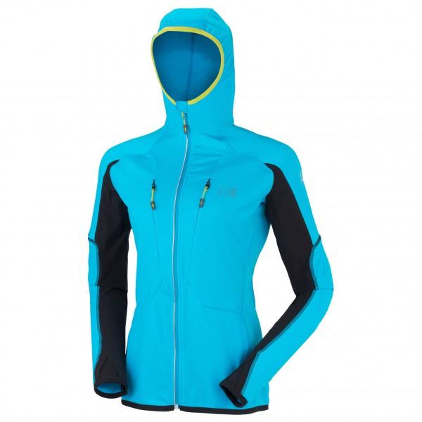 Millet - Women's Pierra Ment' Hoodie - Softshell jacket