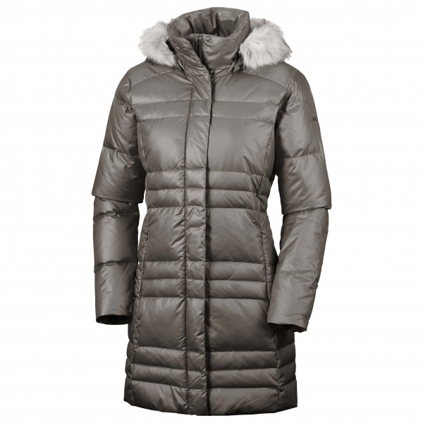 Columbia - Women's Mercury Maven IV Mid Jacket - Mantel