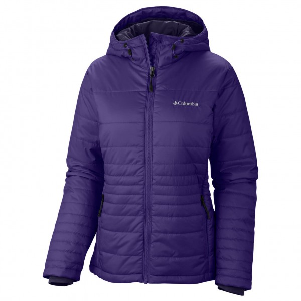 Columbia - Women's Go To Hooded Jacket - Tekokuitutakki