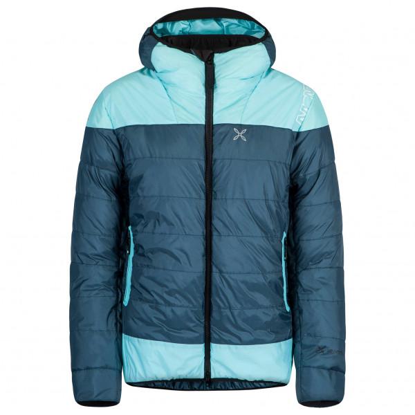 new style 27129 f5892 Montura - Women's Summit Duvet - Giacca in piumino - Blu Cenere / Ice Blue  | XS