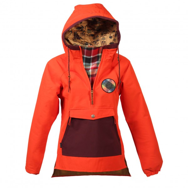 Holden - Women's Harmony Pullover Jacket - Winterjack