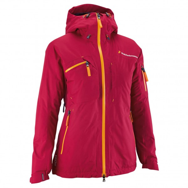 Peak Performance - Women's Heli insulated Jacket - Skijacke
