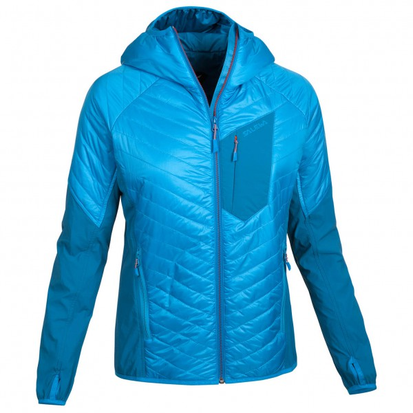 Salewa - Women's Ortler Hybrid PRL Jacket - Synthetic jacket