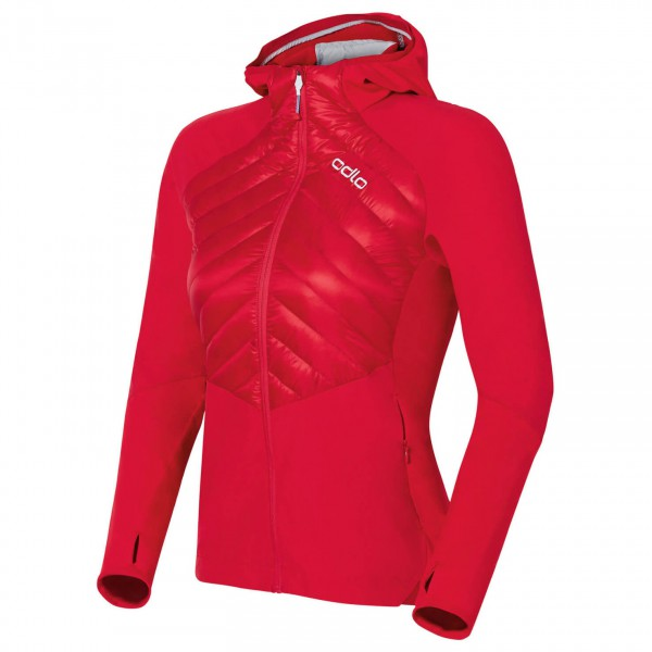 Odlo - Women's Jacket Hybrid Cocoon - Doudoune
