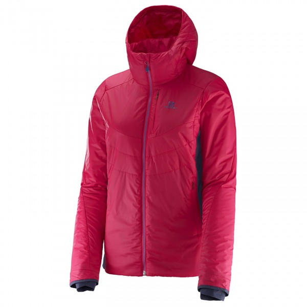 Salomon - Women's Minim Synth Hoodie - Synthetic jacket