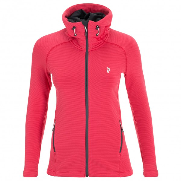 Peak Performance - Women's Waitara Hood - Fleecejacke