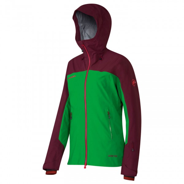 Mammut - Women's Pischa HS Hooded Jacket - Ski jacket