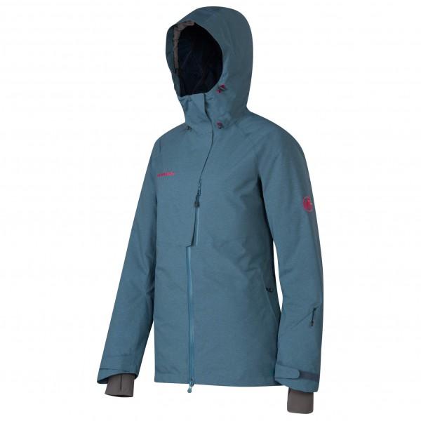 Mammut - Women's Alpette HS Hooded Jacket - Ski jacket
