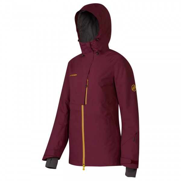 Mammut - Women's Alpette HS Hooded Jacket - Skijacke