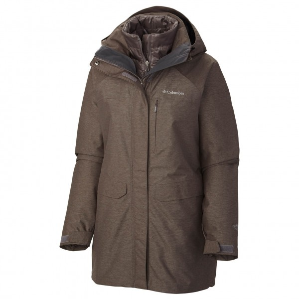 Columbia - Women's Mystic Pines Long - 3-in-1 jacket