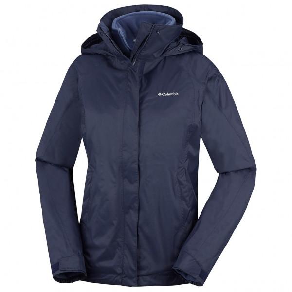 Columbia - Women's Venture On Interchange Jacket - Dubbel jack
