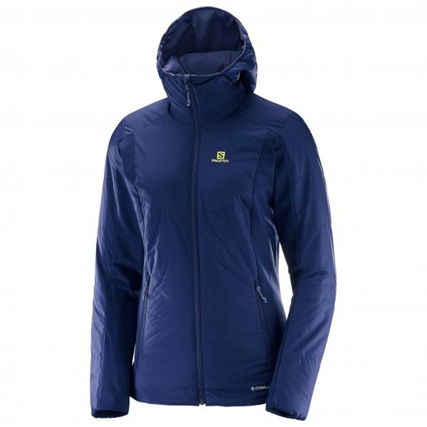 Salomon - Women's Drifter Mid Hoodie - Syntetisk jakke