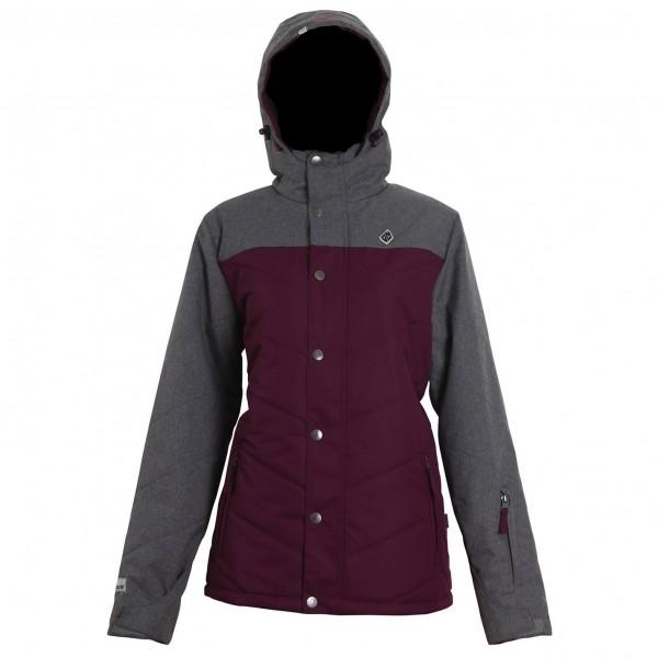 2117 of Sweden - Women's Light Padded Ski Jacket Slugga