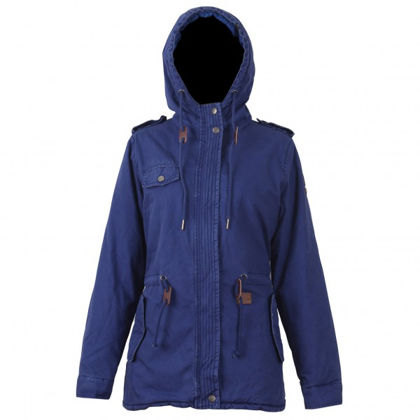 2117 of Sweden - Women's Street Jacket Axvall - Winterjack