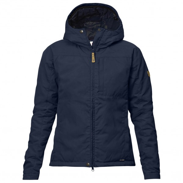 Fjällräven - Women's Kiruna Padded Jacket - Synthetic jacket