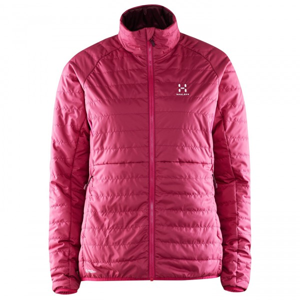 Haglöfs - Women's Barrier Lite Jacket - Synthetic jacket