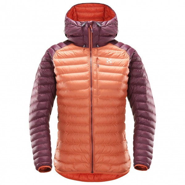 Haglöfs - Women's Essens Mimic Hood - Syntetisk jakke