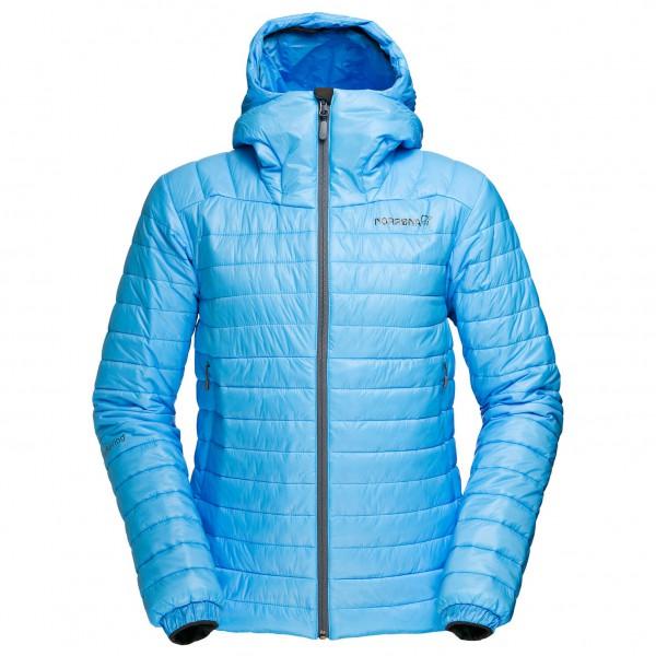 Norrøna - Women's Falketind Primaloft 100 Hood Jacket - Syntetjacka