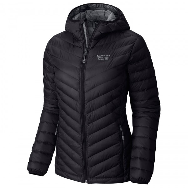 Mountain Hardwear - Women's Micro Ratio Hooded Down Jacket