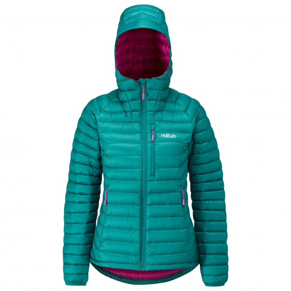 Rab - Women's Microlight Alpine Jacket - Donzen jack