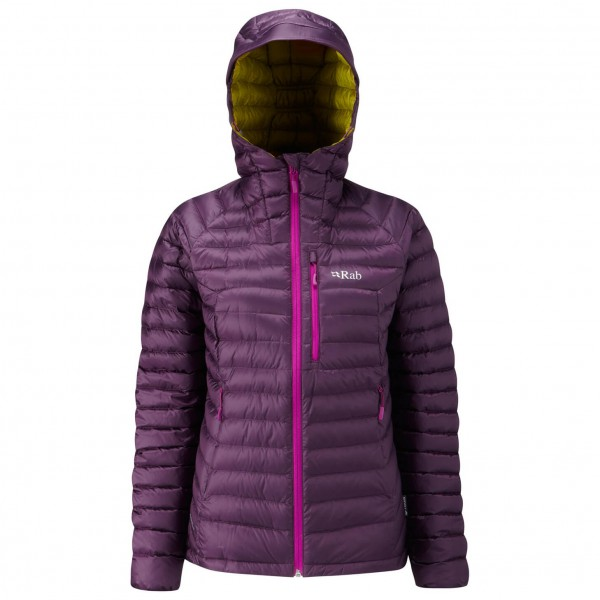 RAB - Women's Microlight Alpine Jacket - Doudoune