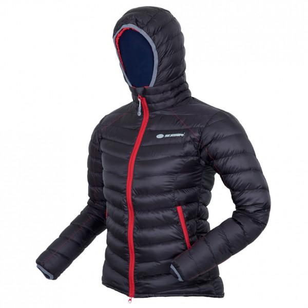 Sir Joseph - Women's Apron Hooded Jacket - Down jacket