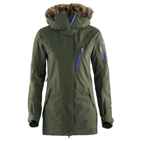 Elevenate - Women's Zermatt Jacket - Laskettelutakki