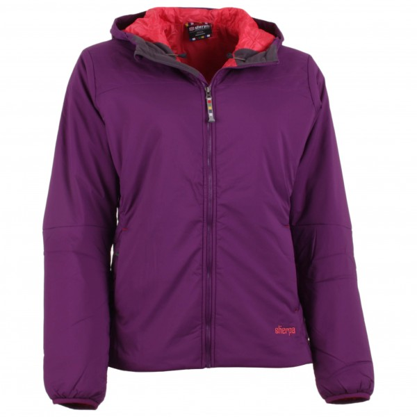 Sherpa - Women's Kailash Hooded Jacket - Tekokuitutakki