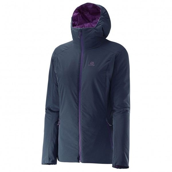 Salomon - Women's Drifter Hoodie - Synthetic jacket