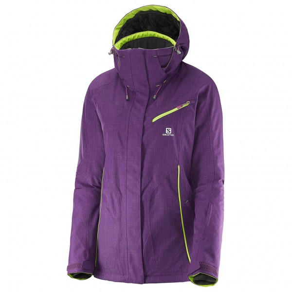 Salomon - Women's Fantasy Jacket - Laskettelutakki