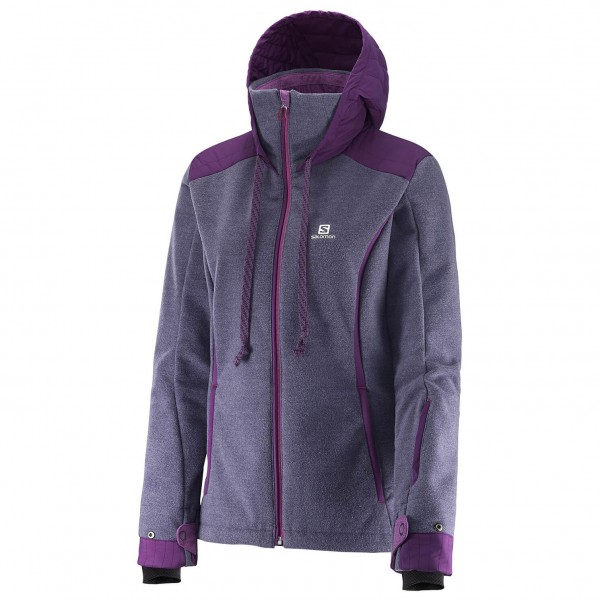 Salomon - Women's Snowsculpture Jacket - Laskettelutakki