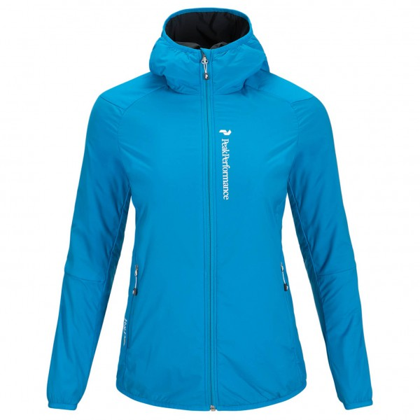 Peak Performance - Women's Slide Jacket - Synthetisch jack