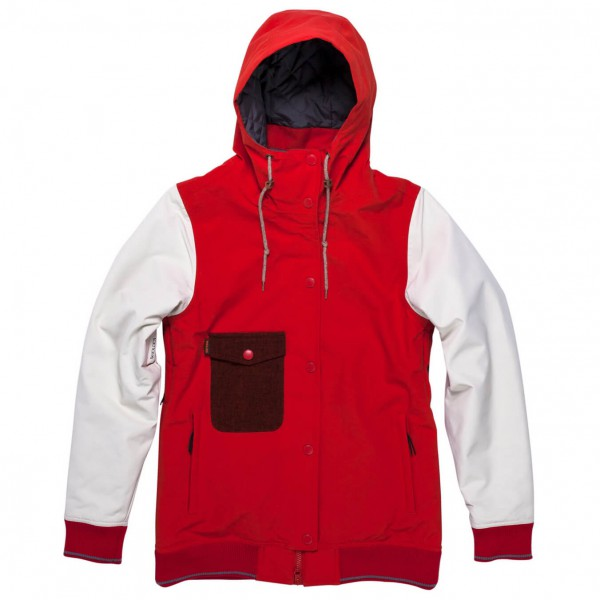Holden - Women's Ashland Varsity Jacket - Winter jacket
