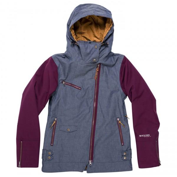 Holden - Women's Moto Jacket - Veste d'hiver