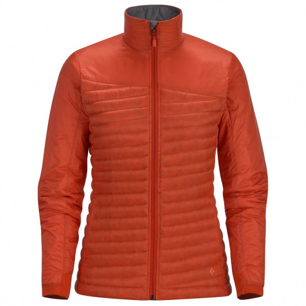 Black Diamond - Women's Hot Forge Hybrid Jacket