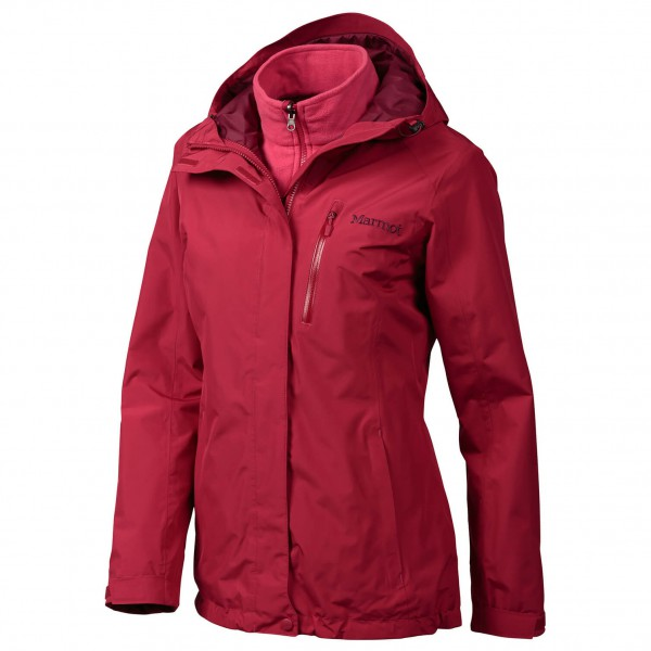 Marmot - Women's Ramble Component Jacket - 3-in-1 jacket
