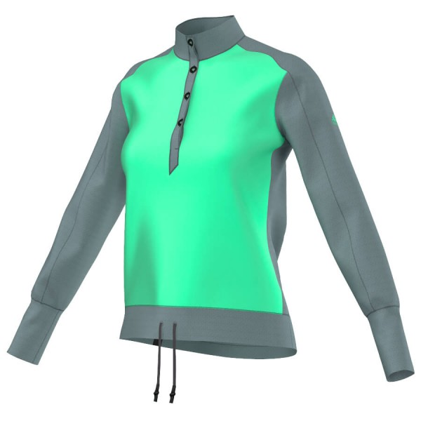adidas - Women's Lizz Shirt - Synthetische trui