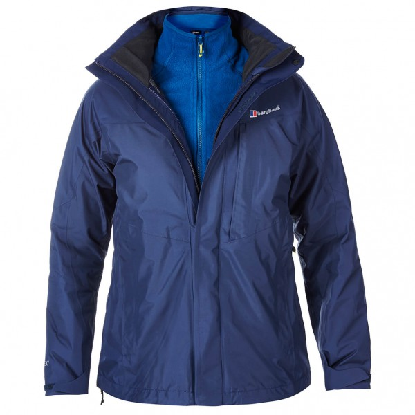 Berghaus - Women's Island Peak 3in1 Jacket - Dubbel jack