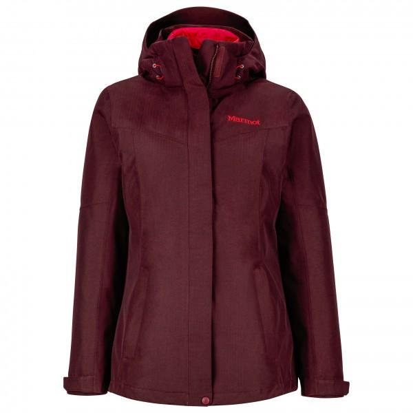 Marmot - Women's Regina Jacket - 3 i 1-jakke