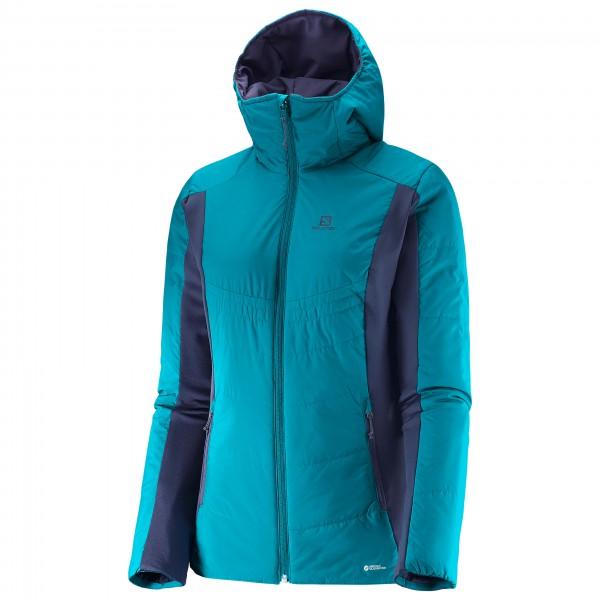 Salomon - Women's Drifter Mid Hoodie - Synthetic jacket