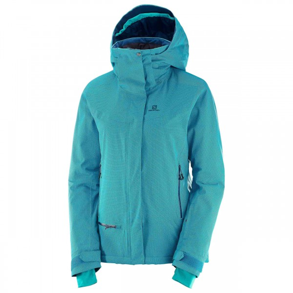 Salomon - Women's QST Snow Jacket - Skijacke