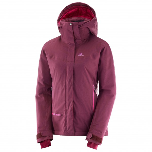 Salomon - Women's QST Snow Jacket - Veste de ski
