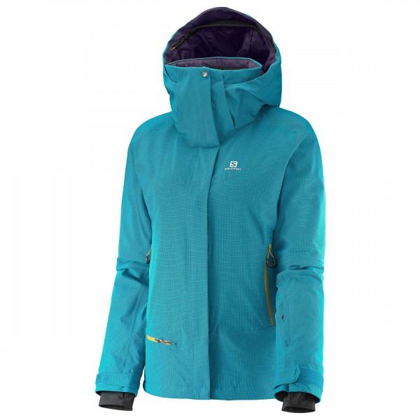 Salomon - Women's QST Snow Jacket - Laskettelutakki