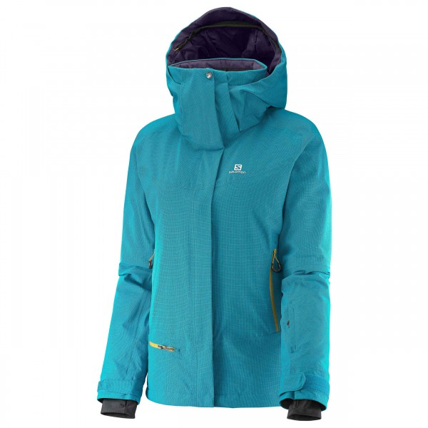 Salomon - Women's QST Snow Jacket - Skijack